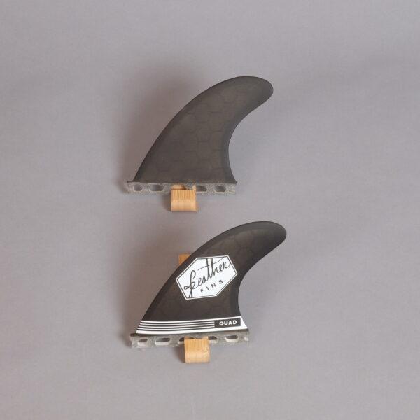 Feather Fins Quad rear Glass Core