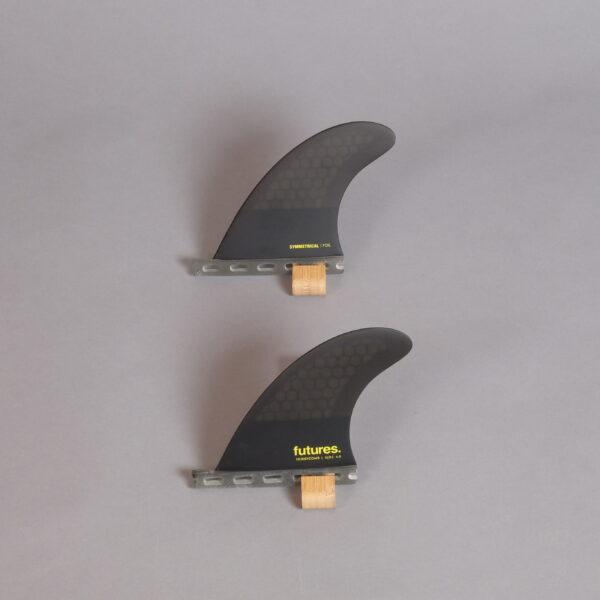 Futures Quad rear 4-7 Honey comb