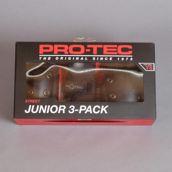 Pro-Tec Jr 3 pack Ys Ym