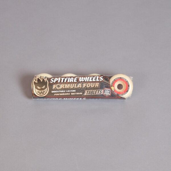 Spitfire formula four Tablets 52mm 101 Duro
