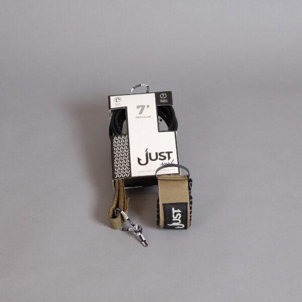 Just Leash 7´´ 7mm Super Velcro